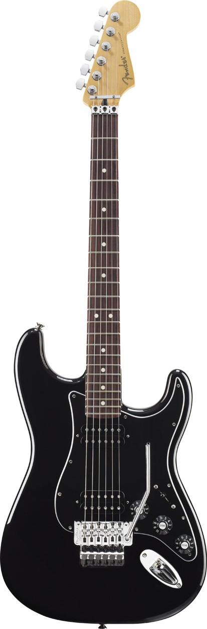 Blacktop Strat HH Floyd Rose (Fender)   Specs   Guitar Specs