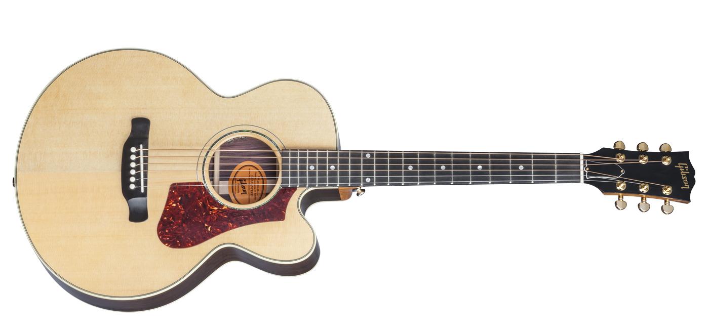 4663f0cc3f7 HP 665 SB (Gibson) - Vista Bear Tropical Wood A/E w/Case (Luna ...